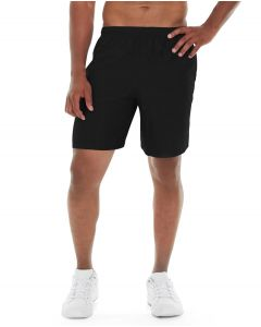Meteor Workout Short-34-Black