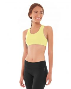 Prima Compete Bra Top-XS-Yellow