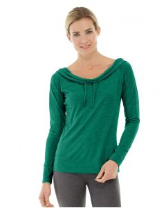 Mona Pullover Hoodlie-XS-Green