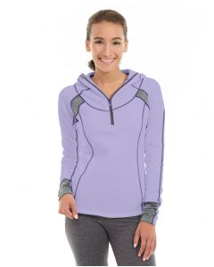 Cassia Funnel Sweatshirt-M-Purple