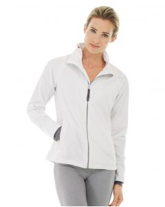 Ingrid Running Jacket-XL-White