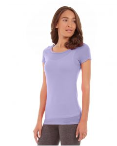 Radiant Tee-L-Purple