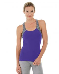 Antonia Racer Tank-S-Purple