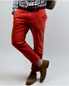 Red Skinny Fit Jeans