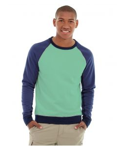 Hollister Backyard Sweatshirt-M-Green
