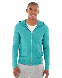 Marco Lightweight Active Hoodie-M-Blue