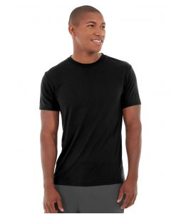 Aero Daily Fitness Tee-L-Black