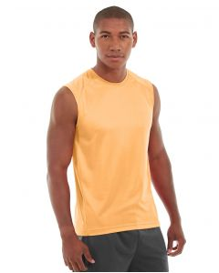 Erikssen CoolTech™ Fitness Tank-M-Orange