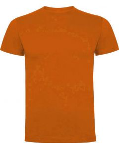 Adidas Men's Tees-Orange-M