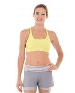 Erica Evercool Sports Bra-XS-Yellow