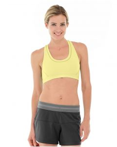 Celeste Sports Bra-S-Yellow
