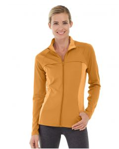 Inez Full Zip Jacket-XS-Orange