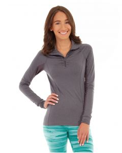 Adrienne Trek Jacket-L-Gray