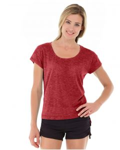 Layla Tee-M-Red