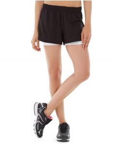 Ana Running Short-29-White